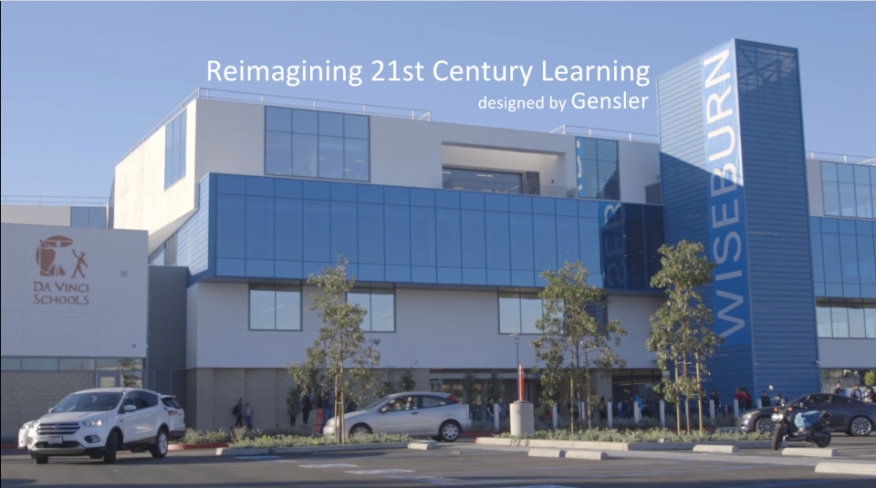 Reimagining 21st Century Learning: An Opening Day Video Tour