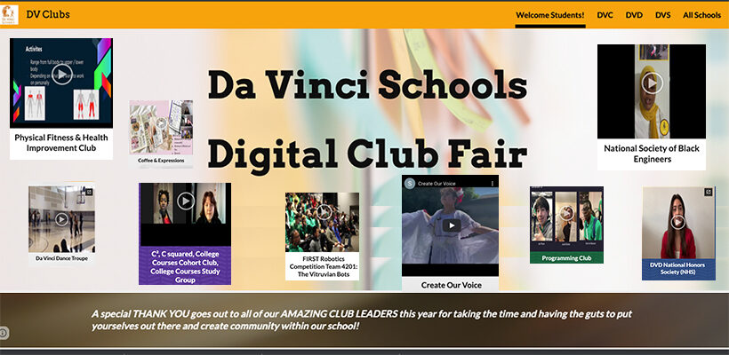 Students Find Community in Virtual Clubs