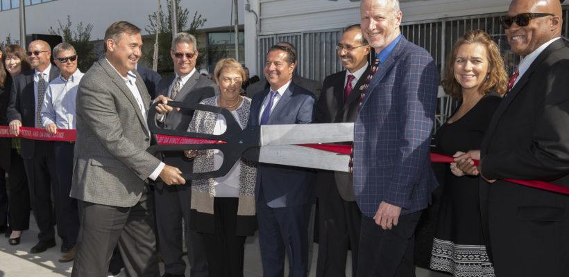 Da Vinci Schools, Wiseburn Unified Celebrate Grand Opening & Ribbon Cutting
