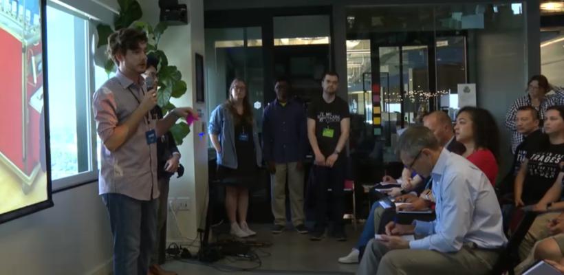 DVX Team Develops Virtual Reality Simulator, Selected as Semi-Finalist in Gamifying Pediatrics Hackathon
