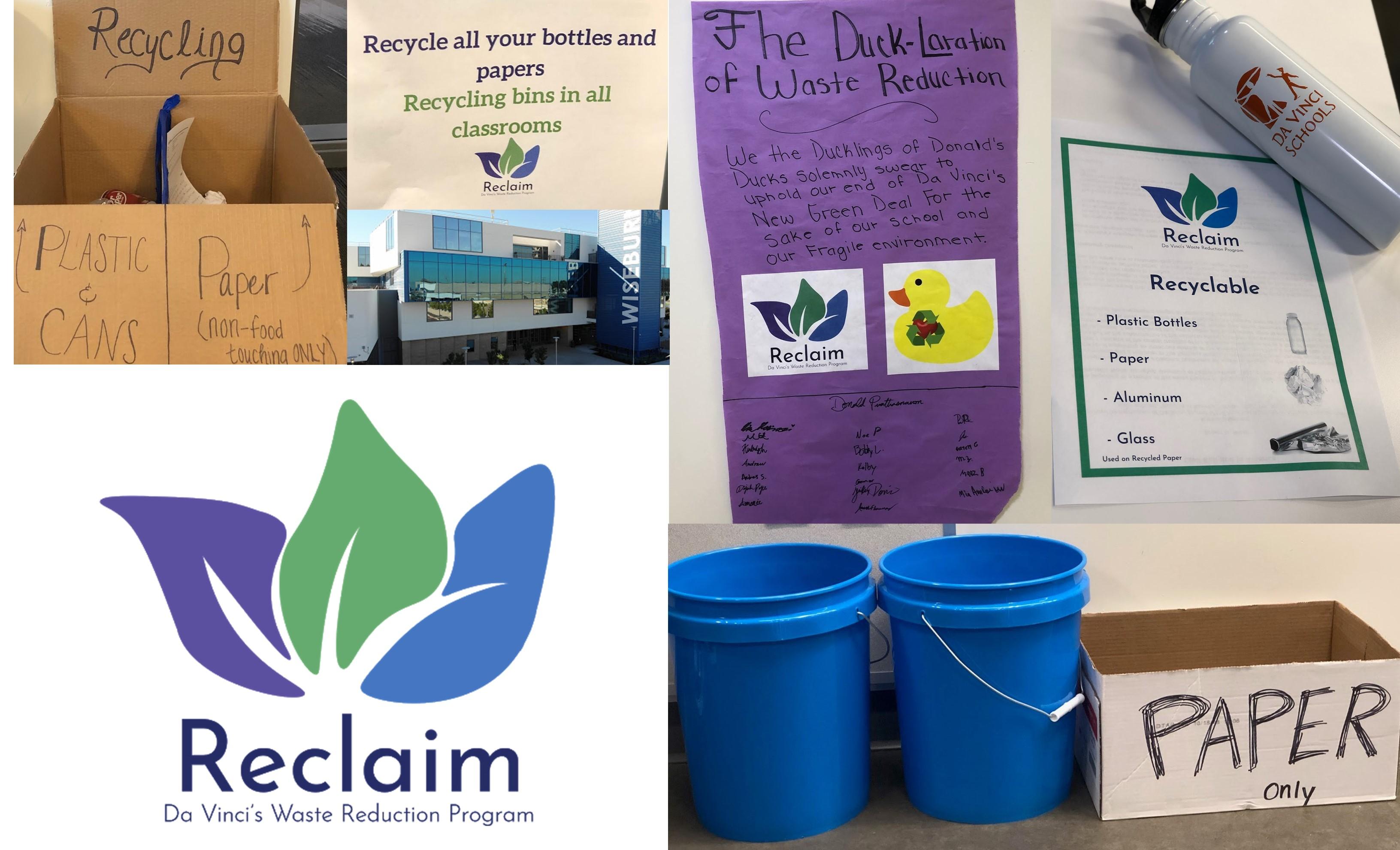 reclaim-recycle
