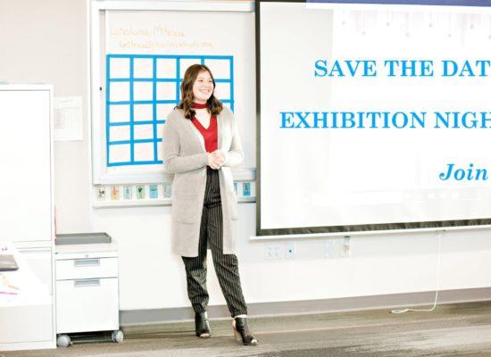 Exhibition Nights at Da Vinci Schools