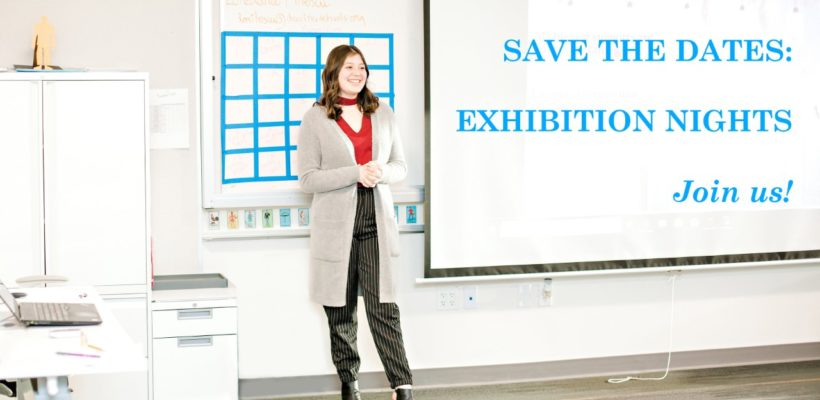 Exhibition Nights at Da Vinci Schools