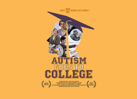 Film Screening & Discussion: Autism Goes to College (Jan. 29)