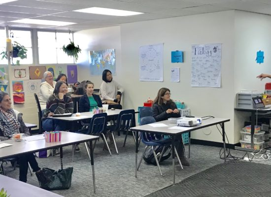 Da Vinci Connect Hosts Parent Educator Conference (PEC)