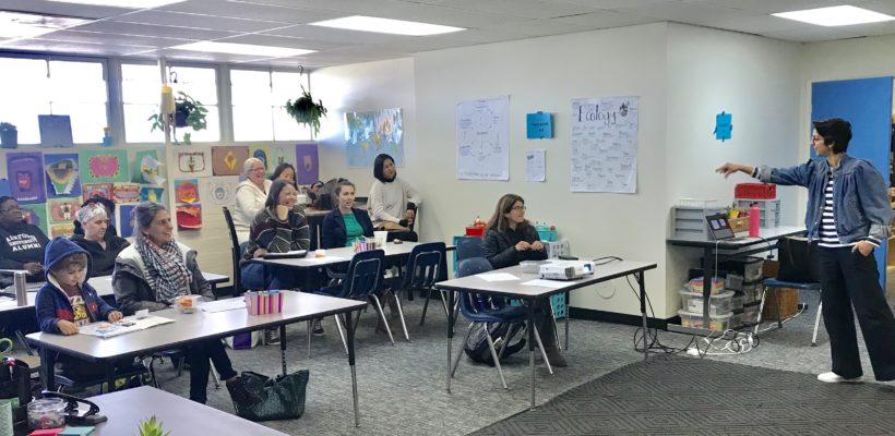 Da Vinci Connect Hosts Parent Educator Conference (PEC)