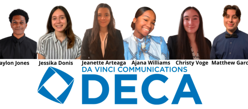 DVC DECA Places at CA Conference and Earns Opportunity to Participate in International Conference Leadership Academy