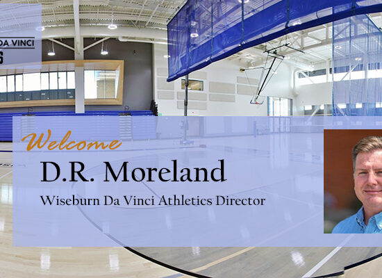 D.R. Moreland Named as New Wiseburn Da Vinci Athletics Director